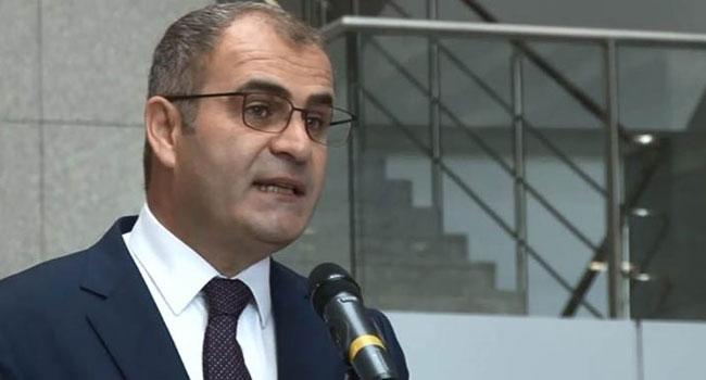 Yargıtay'a atanan İrfan Fidan göreve başlamadan AYM'ye aday oldu