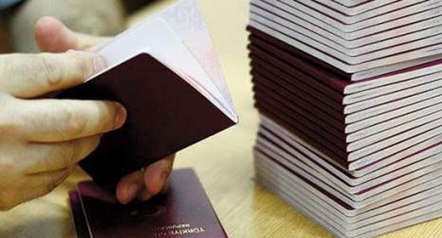 Moldova ile vize kalktı, sade kimlikle seyahat edilebilecek