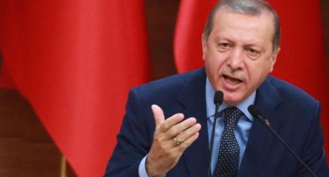 Erdoğan: En yakın sürede istifa edecekler