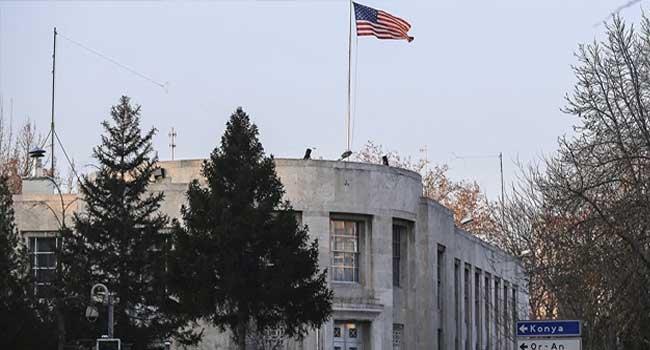 ABD elçiliğine saldıranlar gözaltında: Fotoğrafları ortaya çıktı