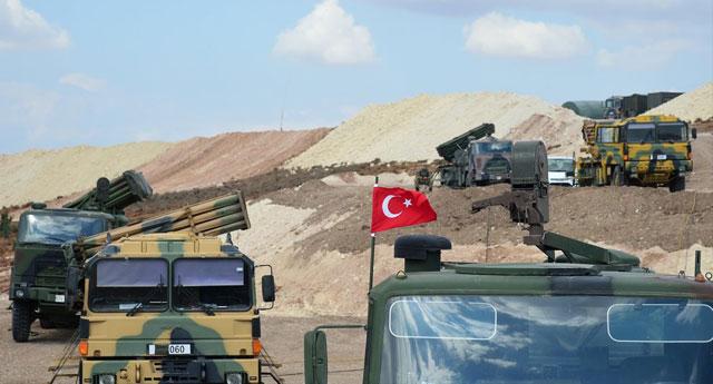 YPG, İdlib'de TSK'ya havan topuyla saldırdı