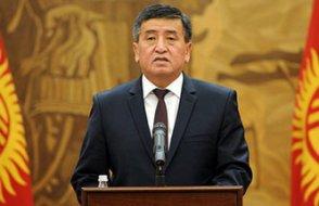 Kırgızistan'ın yeni Cumhurbaşkanı Ceenbekov oldu