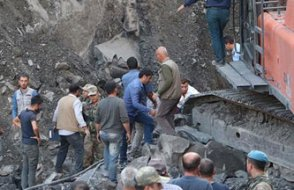 Şırnak'ta göçük: 7 işçi öldü