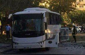 Mersin'de polise bombalı saldırı, çok sayıda yaralı var!