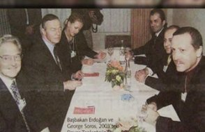 Economist: Erdoğan'ın bulduğu yeni düşman George Soros