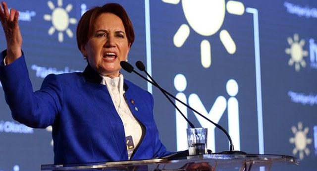 İYİ Parti teyid etti: Cumhurbaşkanı adayımız Akşener