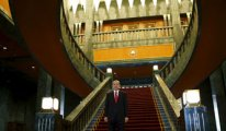 Saray'ın ofislerine 330 milyon bütçe