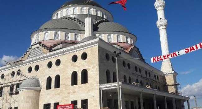 Para için Cami satan AKP'li belediye ikram için 5 milyon TL ödeyecek