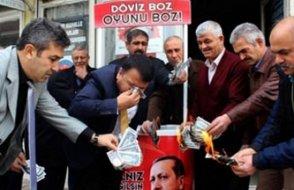 'Güçlü bir Türkiye için keyif çayı için...'