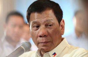 Filipinler'de Duterte'den 'önlemlere uymayanları vurun' emri