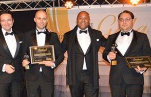 Hollanda'da yılın işadamı ödülü Türk asıllı girişimciye verildi