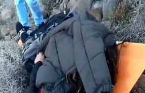 Maden ailesi Midilli Adasında nereye defnoldu?