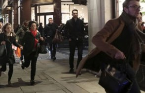 Londra Metrosu'nda bomba alarmı