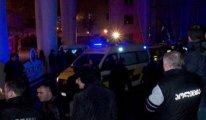 Batum'da bir Türk'e ait otelde yangın: Çok sayıda ölü ve yaralı var!