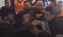 AKP'li vekil yasağı deldi, kendisini uyaran protokol görevlisini dövdü!
