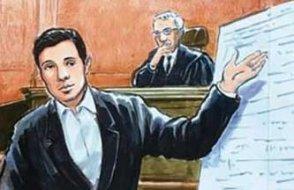 Hain ilan edilen Sarraf'ı avukatları da bıraktı!