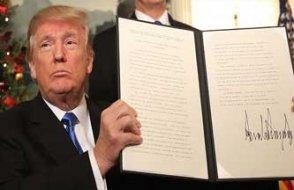 ABD'nin Büyükelçiliğini Kudüs'e taşıyacağı tarih belli oldu
