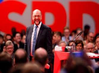 SPD lideri Martin Schulz bakan olmaktan vazgeçti...