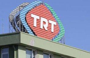 TRT tarihinde bir ilk yaşandı