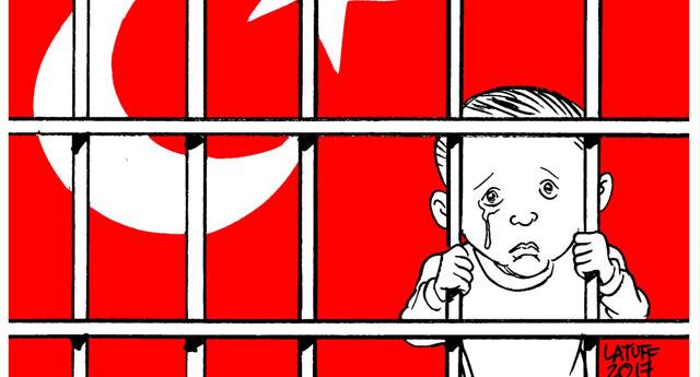 Cezaevlerinde bebekler anneleriyle tutulurken nasıl bayram yapılır?