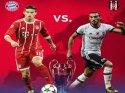 Beşiktaş Bayern'le eşleşti, ilk raund Twitter'da yaşandı