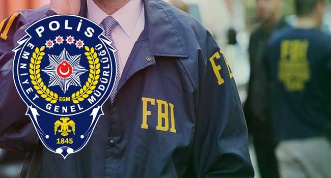 FBI görevlisi Emniyet'e çağrıldı