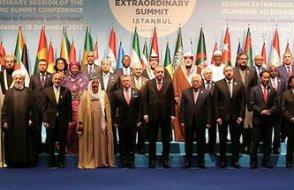 56 ülkeden sadece 16 lider katıldı!