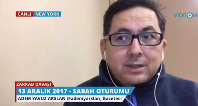 Gazeteci Adem Yavuz Arslan'dan kendisini hedef gösteren Havuz Medyası'na...