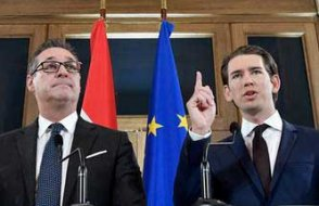 Avusturya'da skandal video koalisyonu devirdi