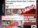 Havuz'un 'Yeni atanan imamdan 1 milyon lira çıktı' yalanı!
