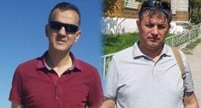 Enver Kılıç ve Zabit Kişi'nin MİT tarafından kaçırıldığı ortaya çıktı