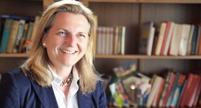 Avusturya Dışişleri Bakanı Kneissl'den çok çarpıcı sözler