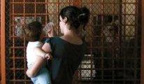 MazlumDer'den 'Cezaevinde Büyüyen Çocuklar' raporu: Toplumun geleceği hapsediliyor