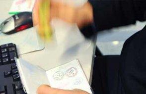 Türkiye, iki yılda 65 bin yabancıya çalışma izni, 48 bin yabancıya vize verdi