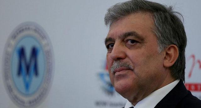 Cumhurbaşkanlığı için Abdullah Gül'ün adaylığı ihtimal dahilinde