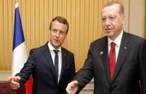 Fransa'dan Erdoğan'a ağır suçlama :  Erdoğan politik oyun oynuyor