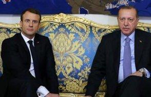 Erdoğan'ın sözleri sonrası Ankara büyükelçisi Fransa'ya çağrıldı