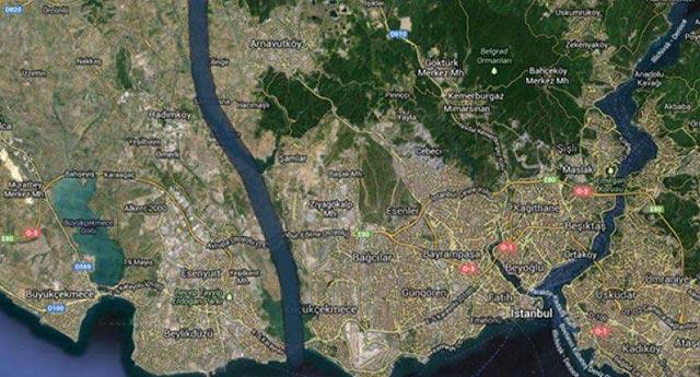 Kanal İstanbul toplantısında İBB temsilcisinin telefonuna el konuldu