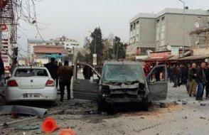 Reyhanlı'ya roketli saldırı: 1 ölü, 37 yaralı