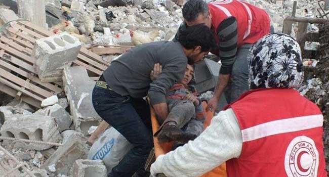 'Üç ayrı saldırıda 17'si çocuk 26 sivili öldürdüğünü tespit ettik'
