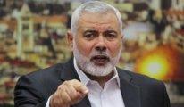 Hamas lideri teşekkür konuşmasında Türkiye'yi anmadı