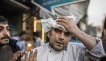 Restorana roket düştü: 5 yaralı