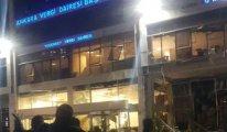 Ankara Vergi dairesinde patlama: Sabotaj ihtimali yüksek
