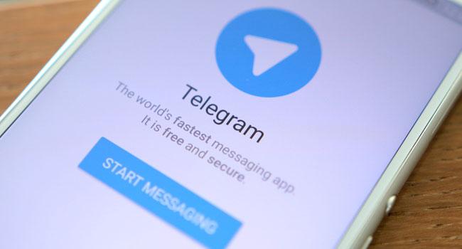 Telegram'a hücum