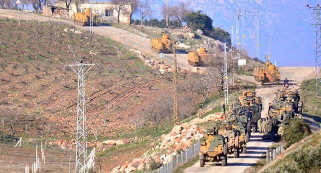Afrin'le ilgili sosyal medyada paylaşım yapan toplam 786 kişi gözaltına alındı