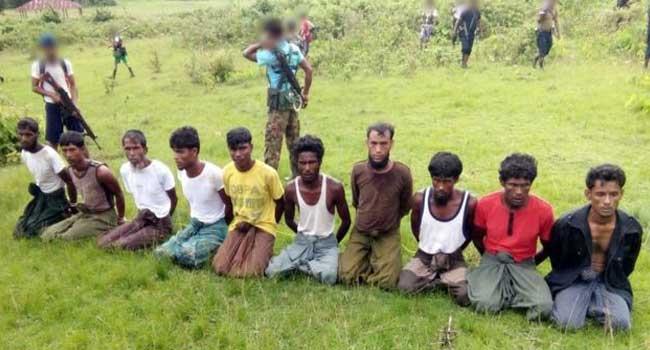 ABD'de Temsilciler Meclisi Myanmar'da yaşananlara