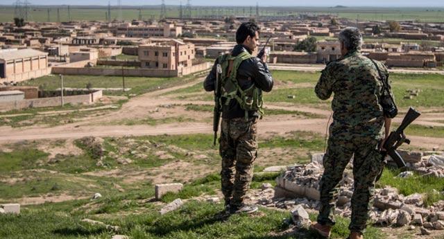 ABD ile yeni kriz... YPG Washington'da temsilcilik açmış