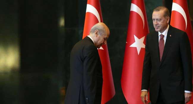 MHP'de 'İttifaka oy verir, Erdoğan'a vermeyiz' diyen bir kitle var