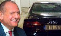 Devrik Başkanın tartışılan AUDİ'si borç yüzünden satıldı