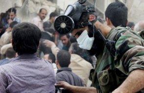Suriye'de kimyasal silah iddiası